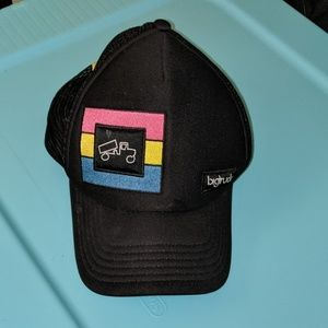New Big Truck brand, limited edition tracker hat